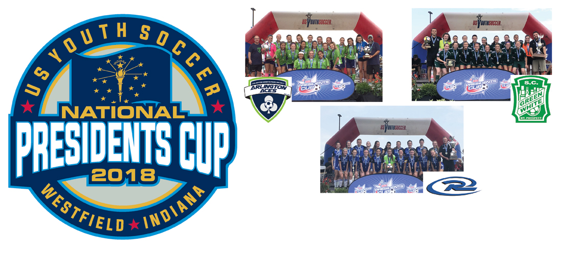 US Youth Soccer National Presidents Cup Champions