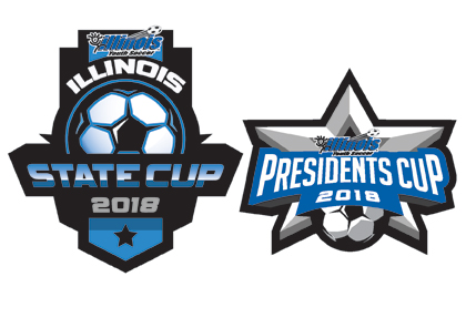 Spring 2018 State Cup & Presidents Cup Brackets