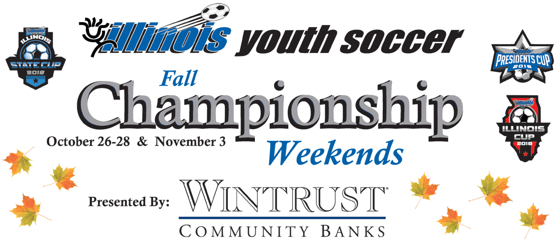 Fall Championship Weekends Presented By Wintrust