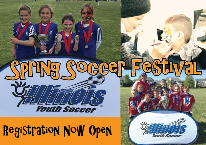Spring Soccer Festival Registration Open